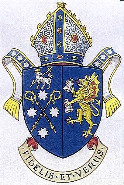 Richard Warwick Hurford, Bishop of Bathurst, New South Wales, Australia