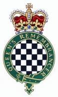Queen's Remembrancer Badge