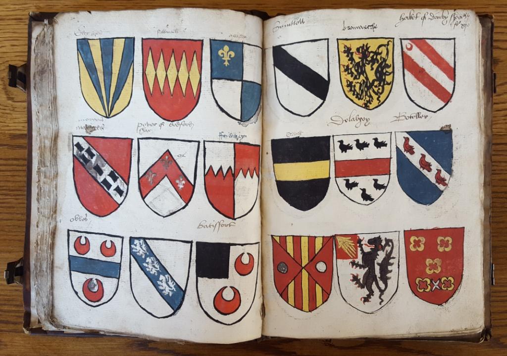 B22 Collingbornes book