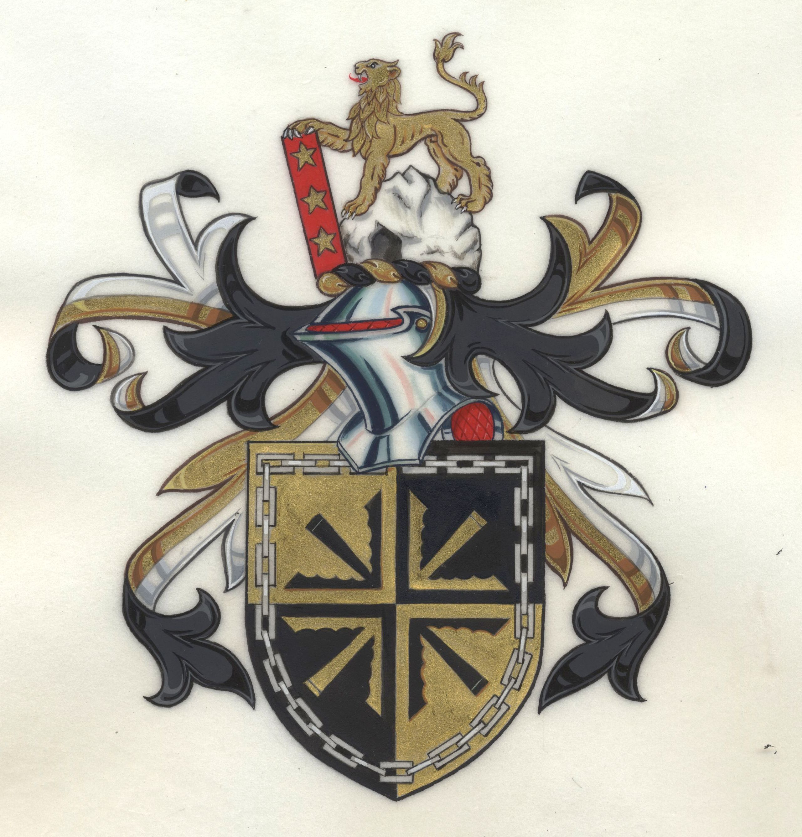 Arms of William Roberts