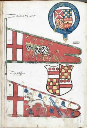 College of Arms manuscript A17