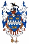 Arms and Crest of Sir George Martin