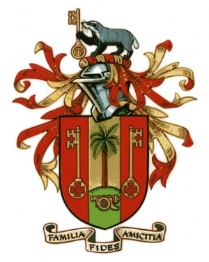 The Arms of John Anthony Sankey