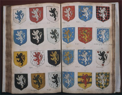 17th century ordinary of arms