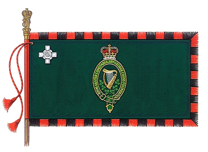 flag of the Royal Ulster Constabulary George Cross Foundation