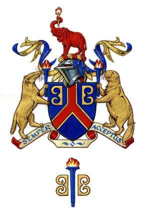 Arms of Bonnington Group Plc