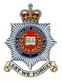 Police Roll of Honour Trust: