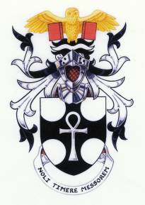 Armorial Bearings granted to Sir Terence David John PRATCHETT