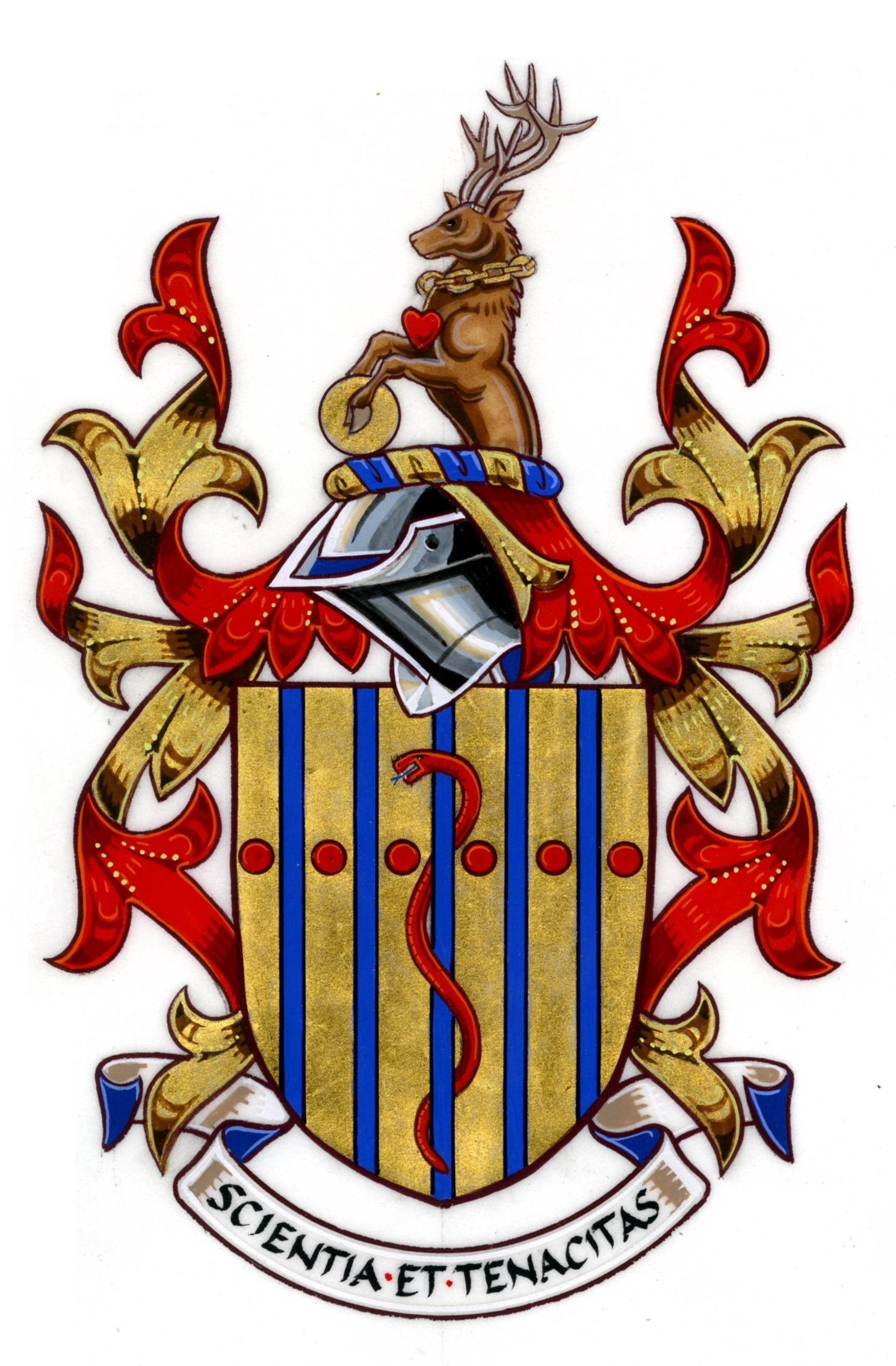 Ohri S K Arms and Crest