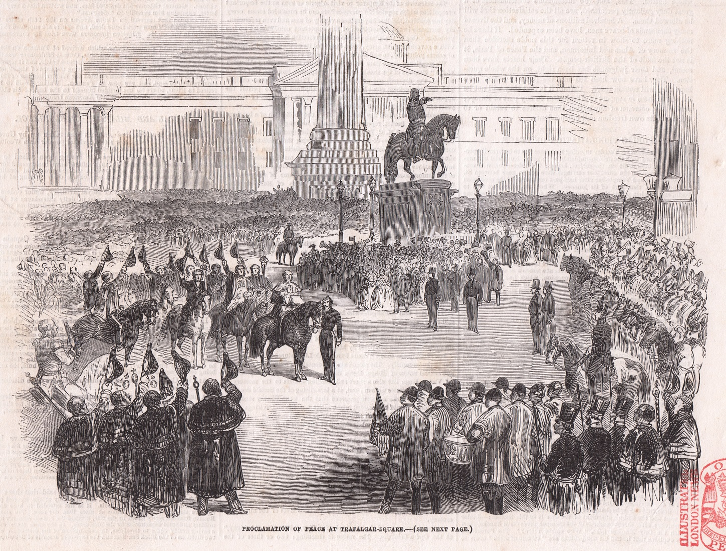 Proclamation of the Peace 29 April 1856 resized