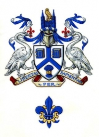 Arms of the University of Lincoln