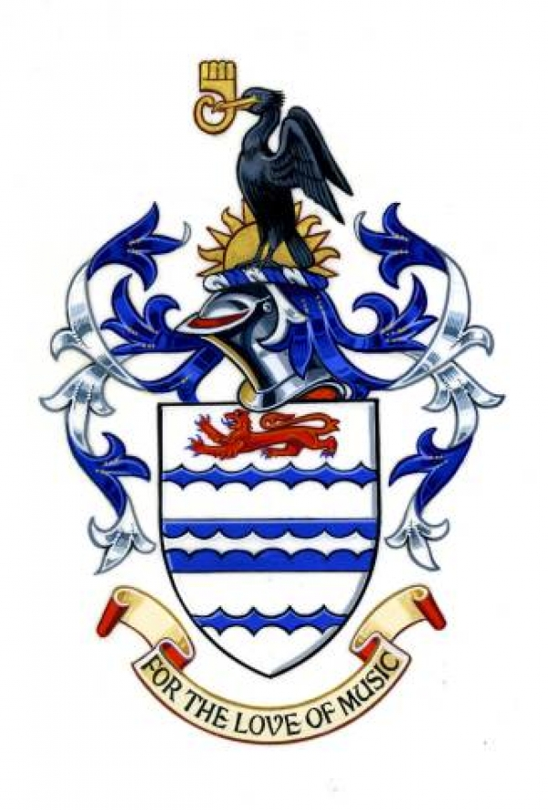 Royal Liverpool Philharmonic Orchestra Coat of Arms